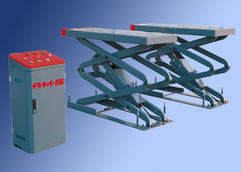 埋設式パンタグラフリフト「LMS-301」