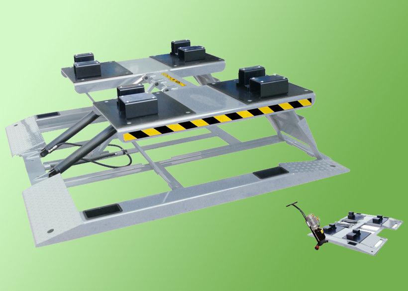 移動式電動油圧リフトLMS-8045